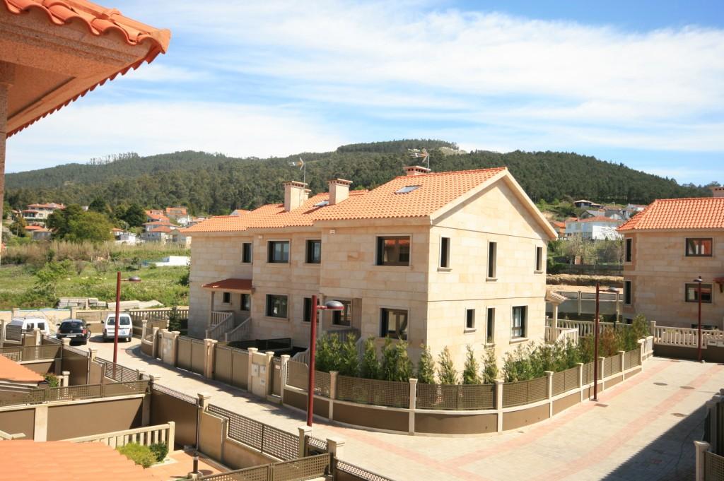 urbanizacion pedreira promociones luis barros vigo casa chalet pareado vivienda