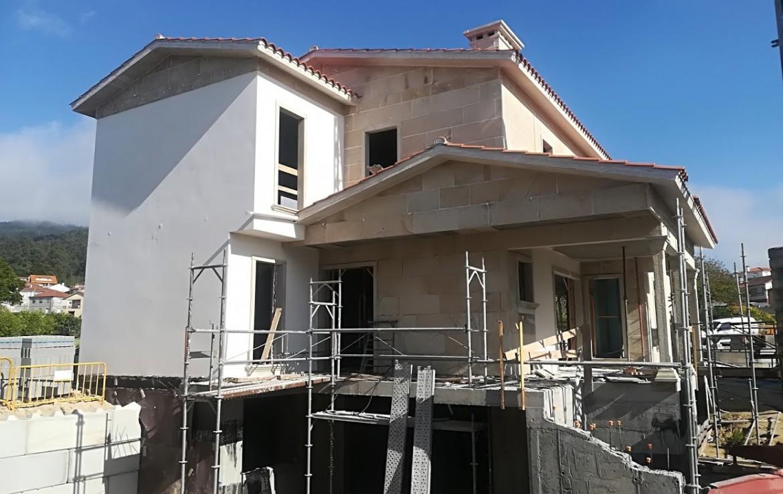 chalet casa pareado vigo en venta